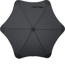 Load image into Gallery viewer, Black Lite Blunt Umbrella Top View