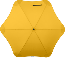 Load image into Gallery viewer, Yellow Classic Blunt Umbrella Top View