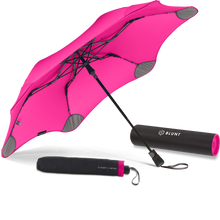 Load image into Gallery viewer, Pink Metro Blunt Umbrella Hero