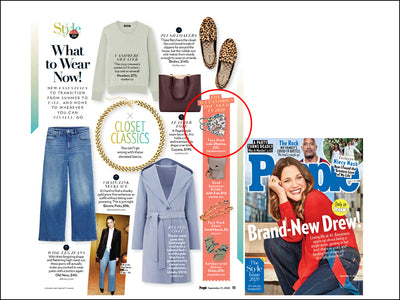 Featured in People Magazine - Reversible Face Masks