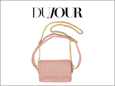 Blush Cross Body Bag Featured