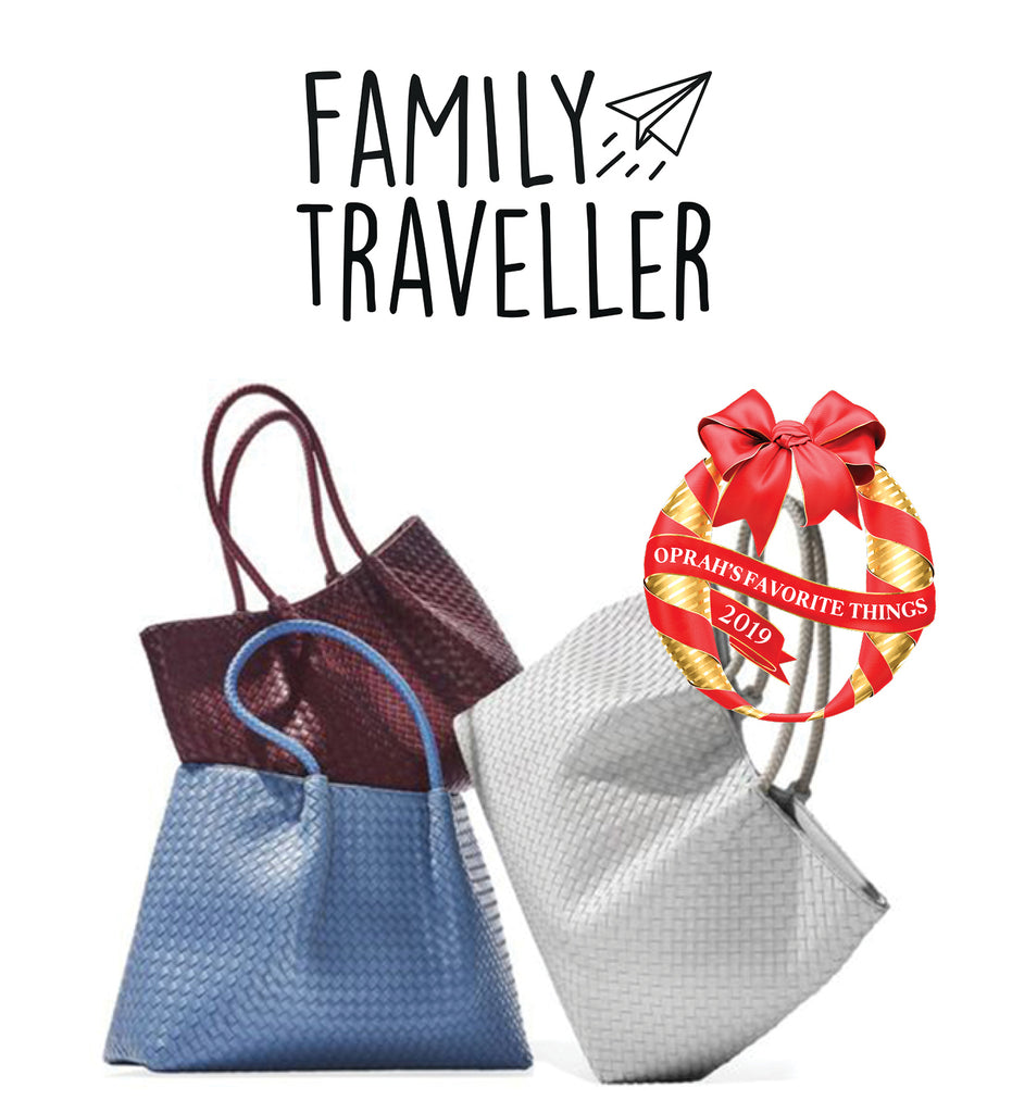 Family Traveler Oprah's Favorite Things Feature