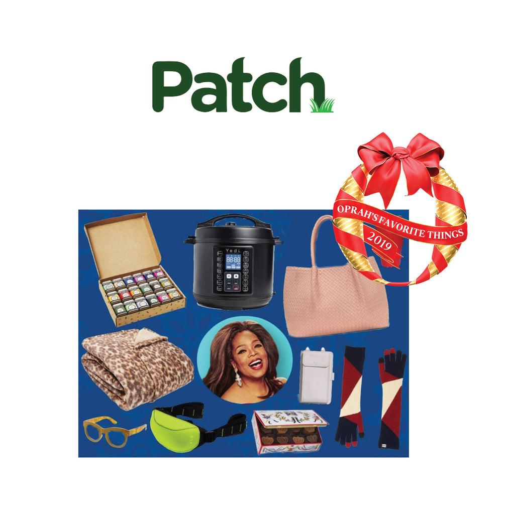 Patch Oprah's Favorite Things in 2019 Feature