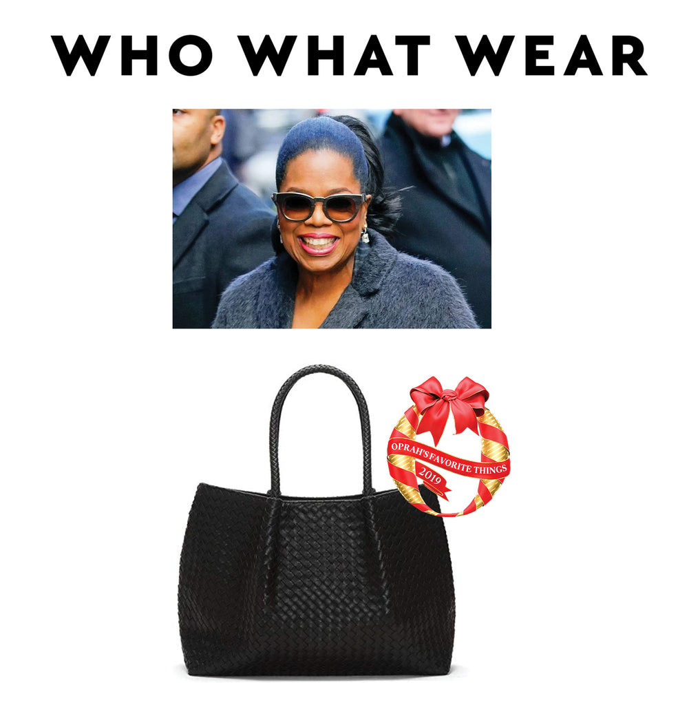 Who What Wear Oprah's Favorite Things Feature