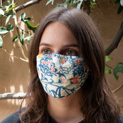 Blossoms Reversible Face Mask
