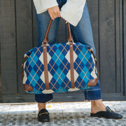 Duke Argyle Duffel Bag