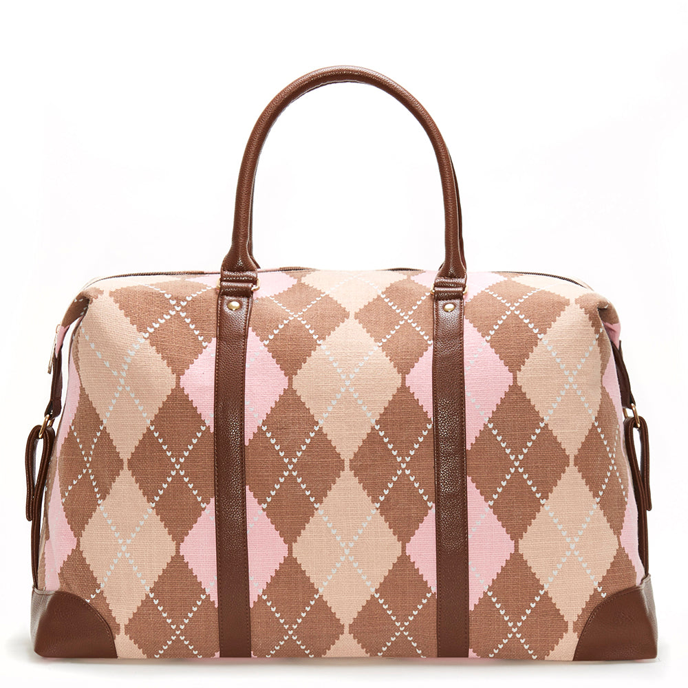 Highland Argyle Duffel Bag