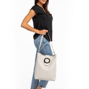 Dove Bucket Bag