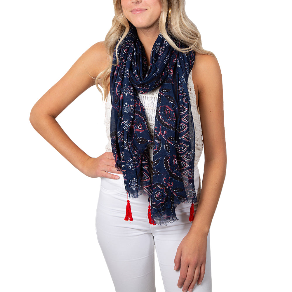 Big Sur Summer Scarf / Wrap