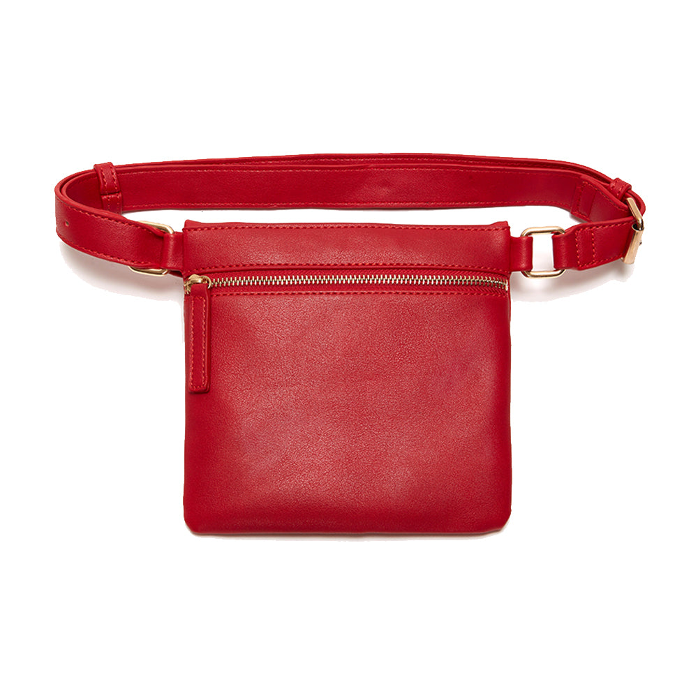 Rouge Square Belt Bag