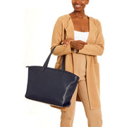 Navy Every Day Tote