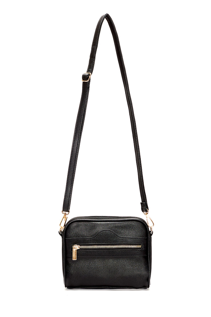 Black Vegan Pret-A-Porter Belt Bag