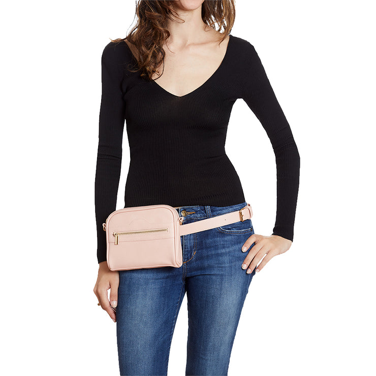 Blush Vegan Pret-A-Porter Belt Bag