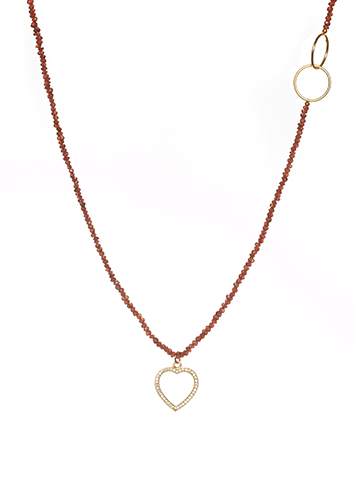 Love - Wish Charm Necklace