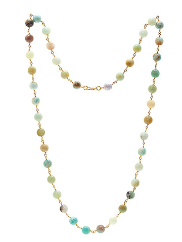 Amazonite Kiki Necklace