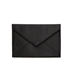 Black Chani Envelope Clutch