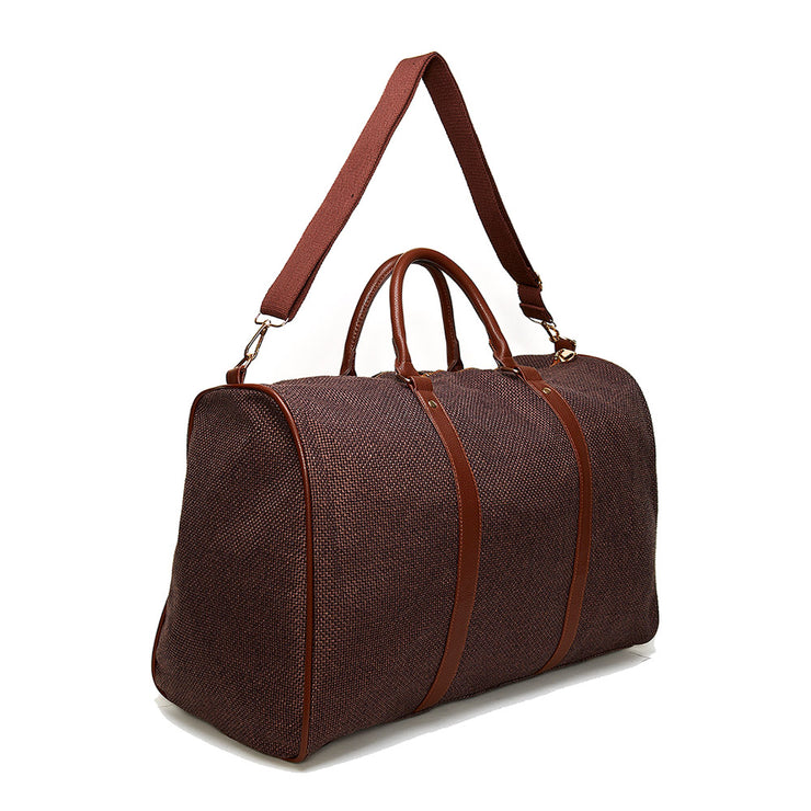 Memphis Linen Weekend Bags