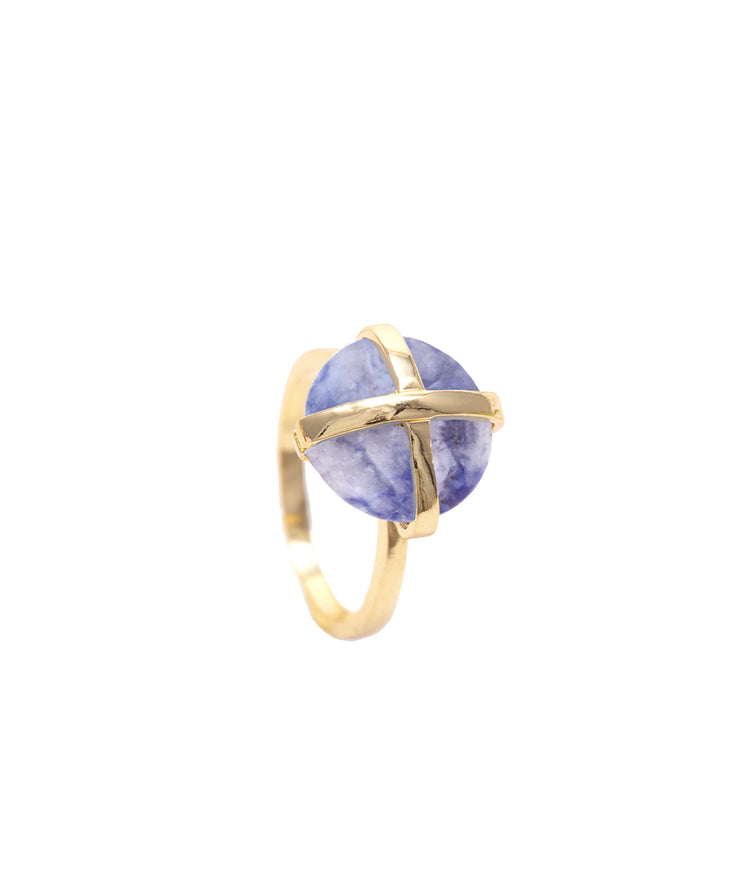 Sodalite Luck Collection Ring