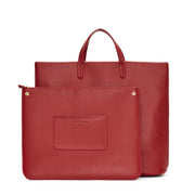 Red Utility Tote