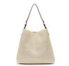 Winter White Clara Laser Cut Shoulder Bag