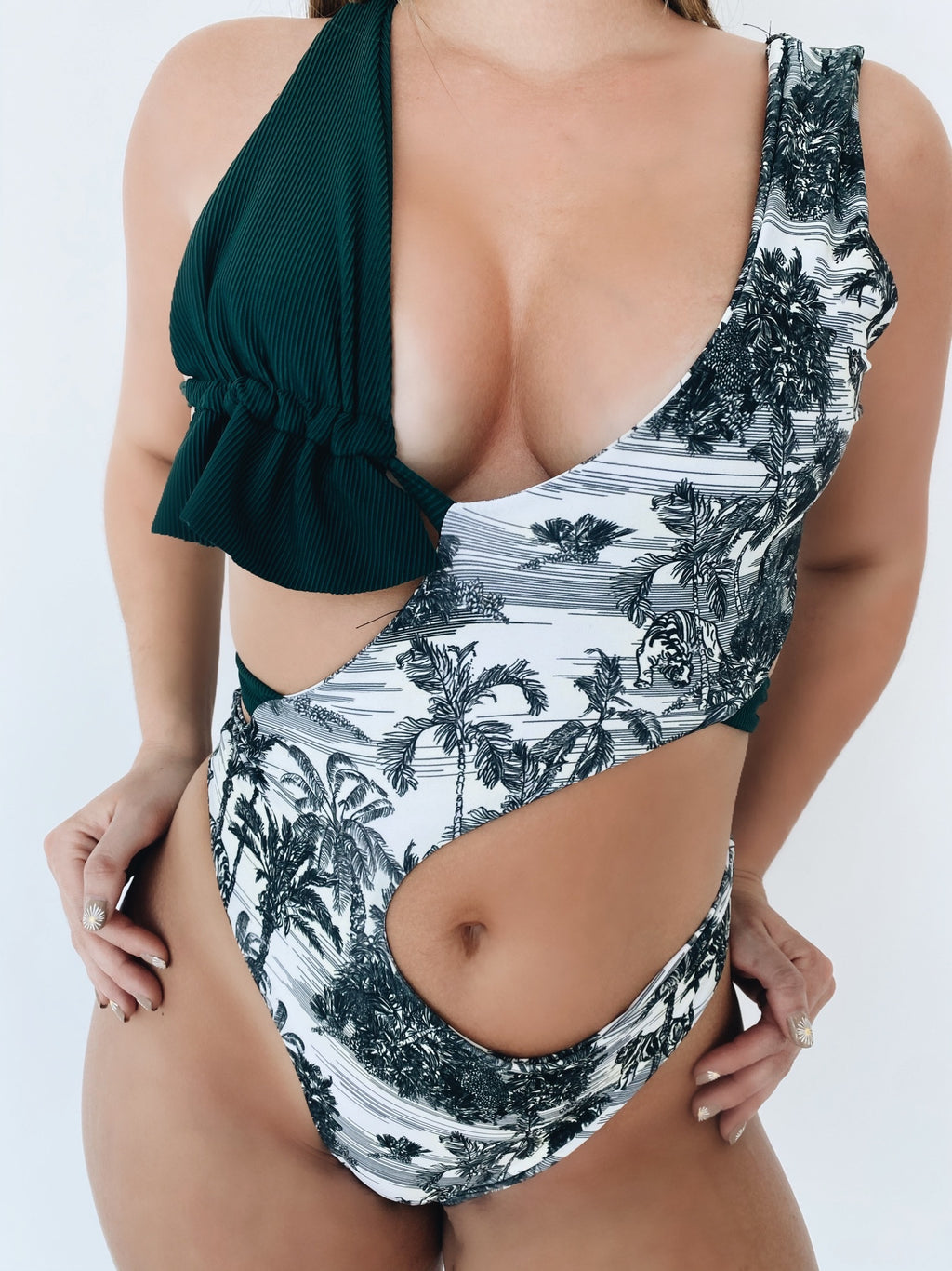 MOOREA ONE PIECE SWIMSUIT