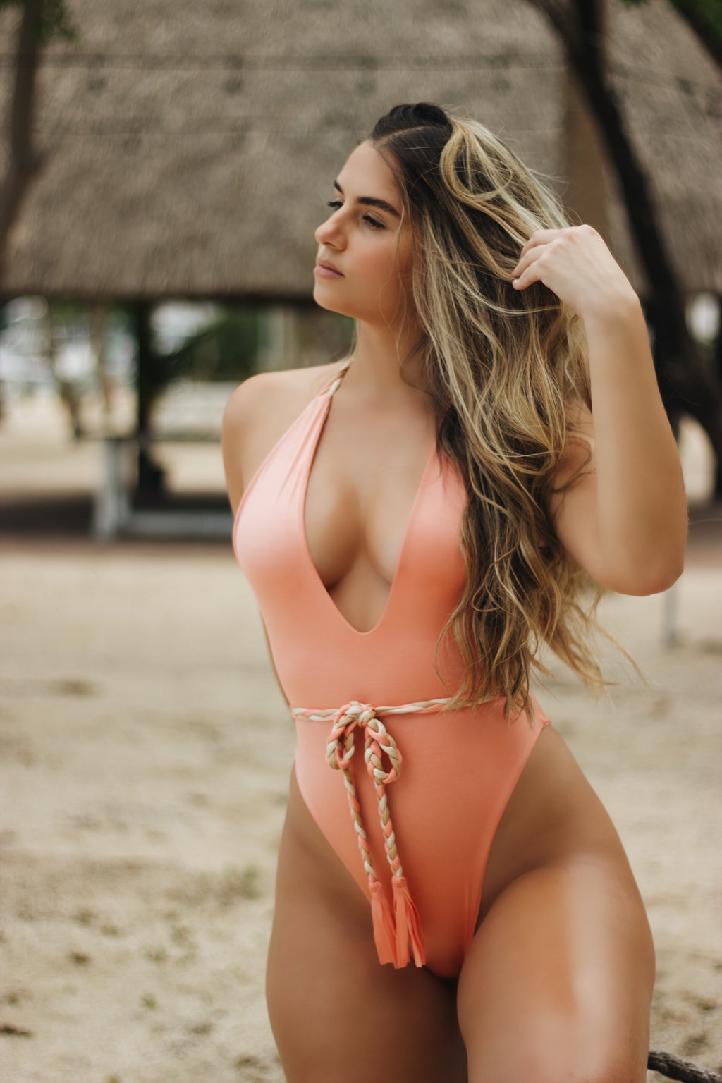 LUQUILLO ONE PIECE SWIMSUIT