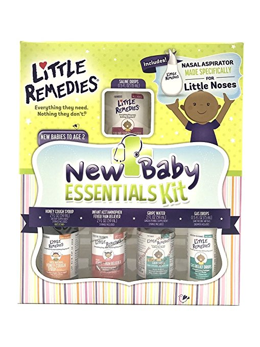 Little Remedies Baby First Aid