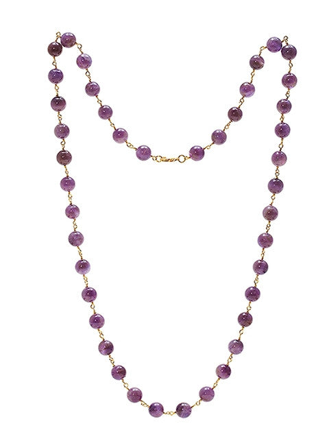 Amethyst Kiki Necklace