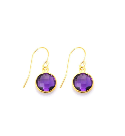 Amethyst Resolution Earrings