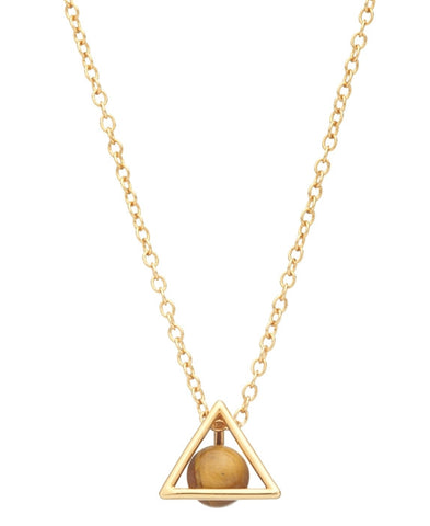 Courage Sacred Geometric Necklace