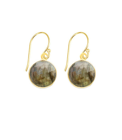Labradorite Unity Earrings