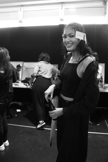 #NZFW Model Focus: Polena Yi