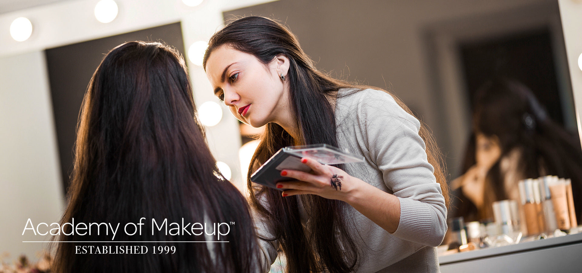 Kick-start your makeup career now!