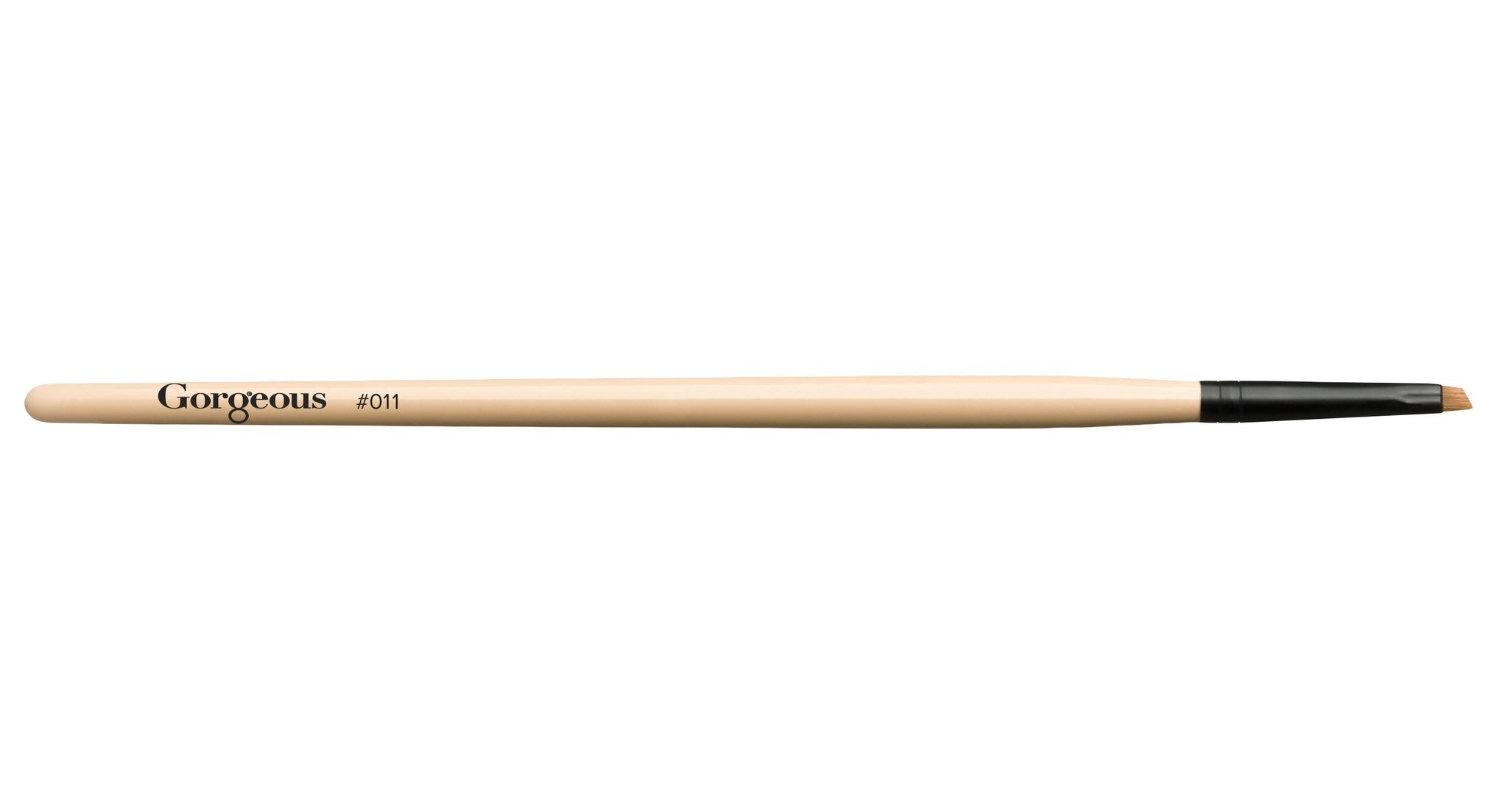 Gorgeous Cosmetics, Brush 011 - Angle Liner Brush small