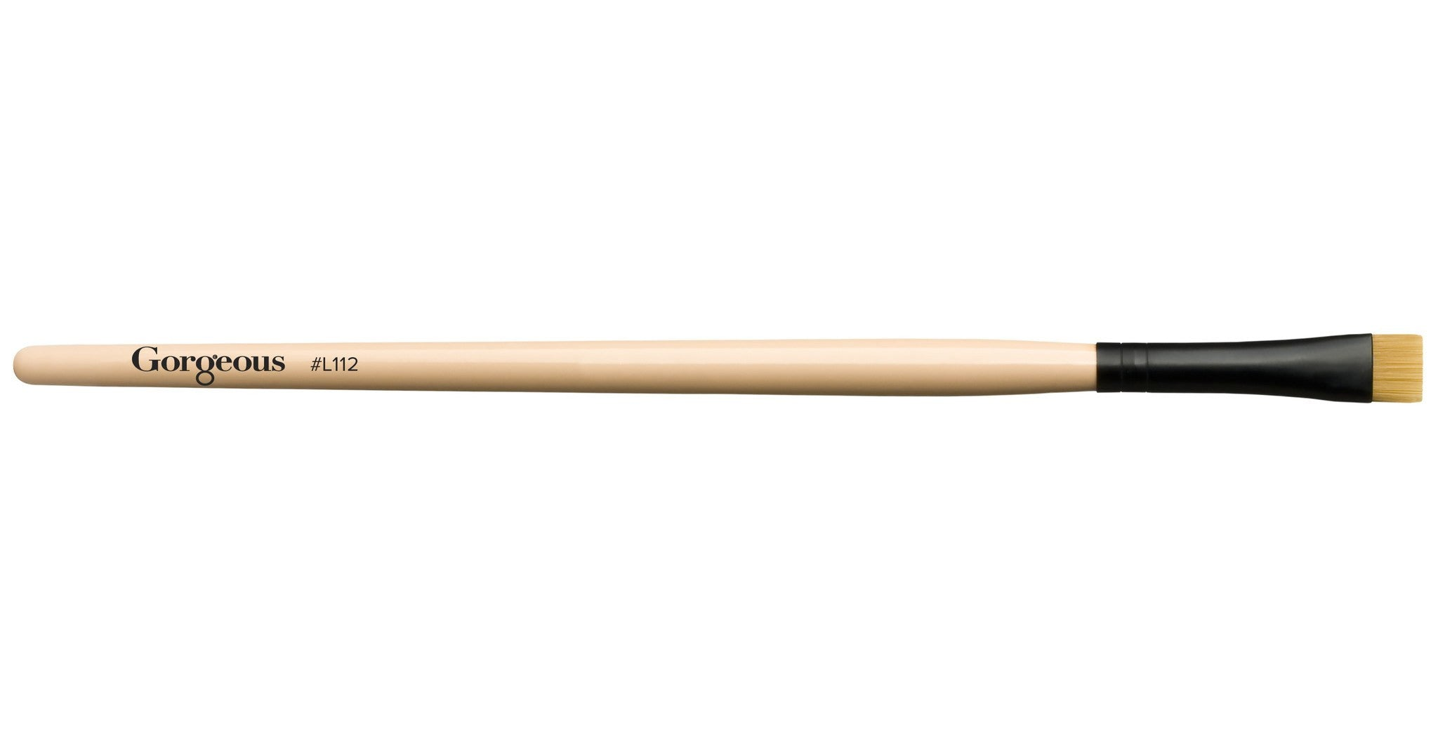 Gorgeous Cosmetics, Brush L112 - Multi Liner Brush