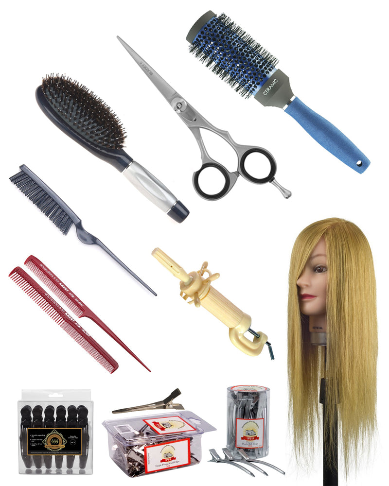Hair Styling Kit - Low Range