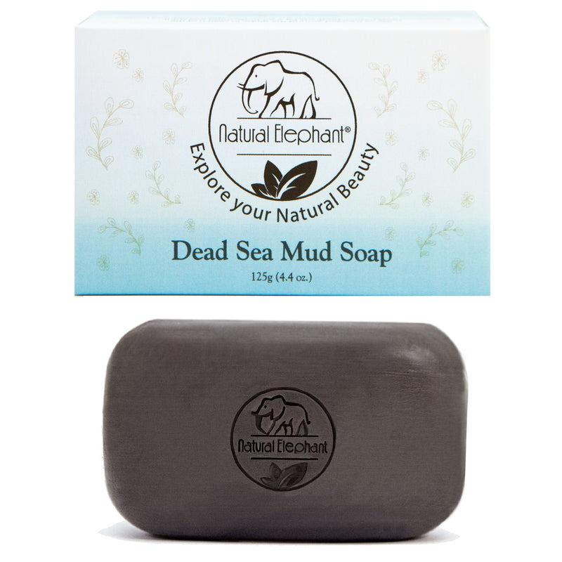 Dead Sea Mud Soap 4.4 oz (125 g)