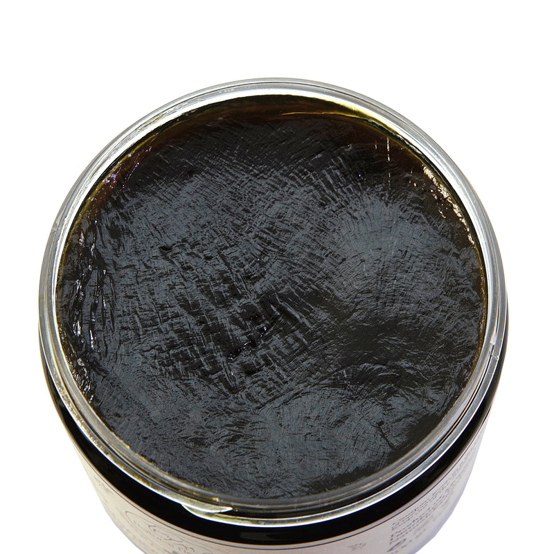 Moroccan Black Soap With Eucalyptus Essential Oil 200g (7oz)