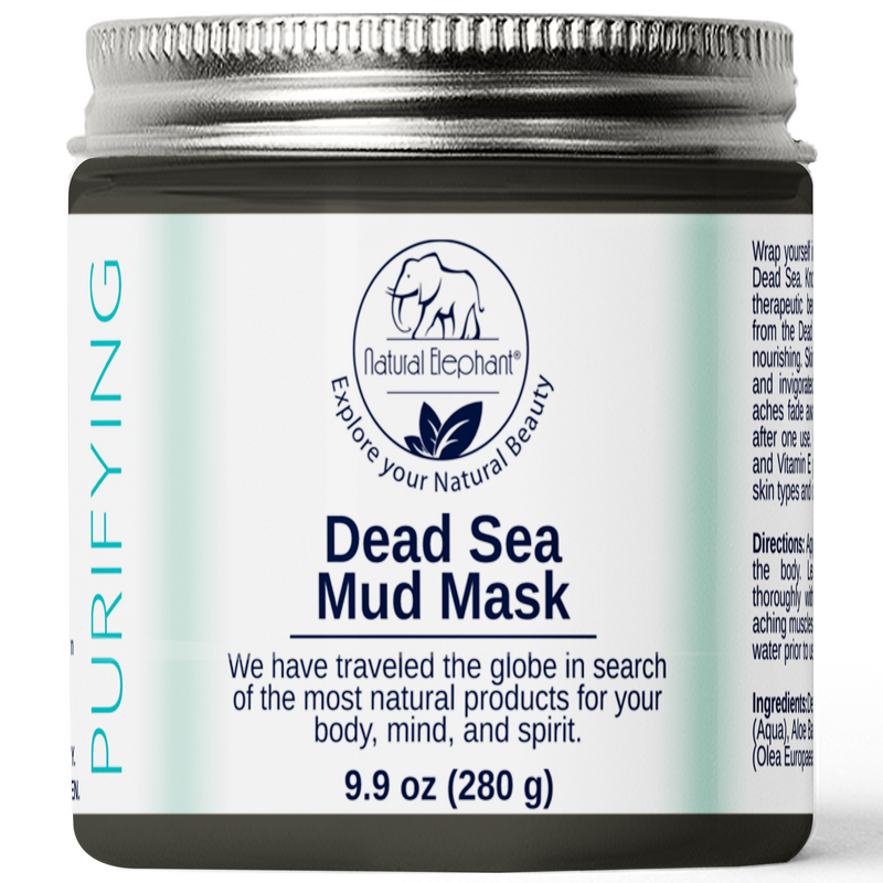 Dead Sea Mud Mask 9.9 oz (280 g)