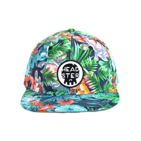 Casquette - Hawaiian Blue