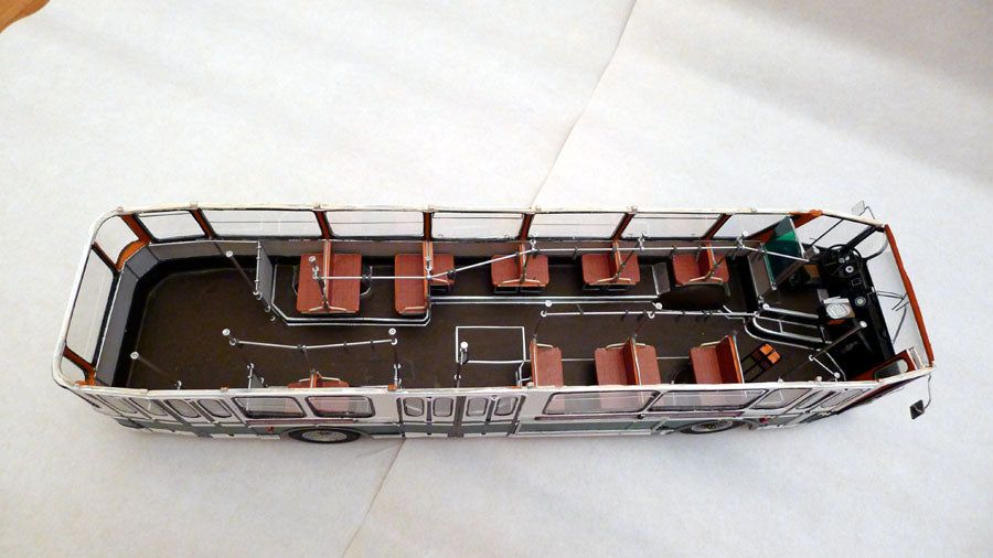 CALIF FREIGHT N SCALE DETAILS 2 ROW BOATS