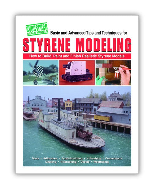 14 - HOW TO BOOK STYRENE MODELING  sc 1 th 249 & EVERGREEN SCALE MODELS
