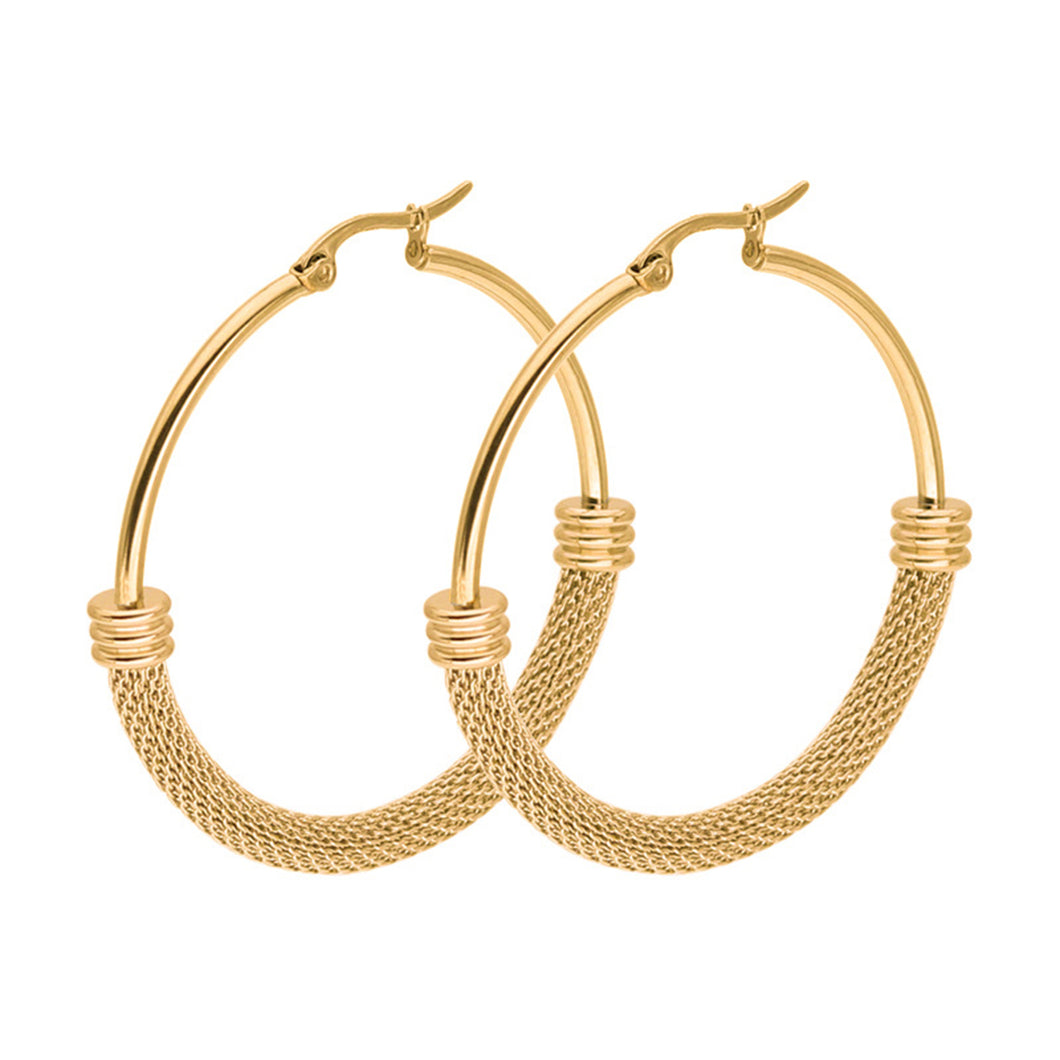 MINI HOOP (GOLD)