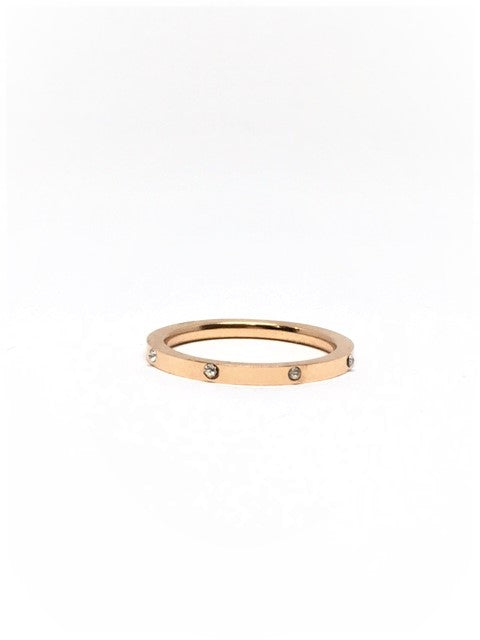 CLEO RING ROSE GOLD