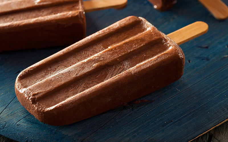 Nutriboba® Superfood Chocolate Popsicles