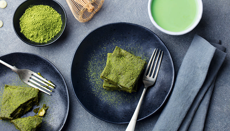 Nutriboba® Superfood Matcha Protein Bars