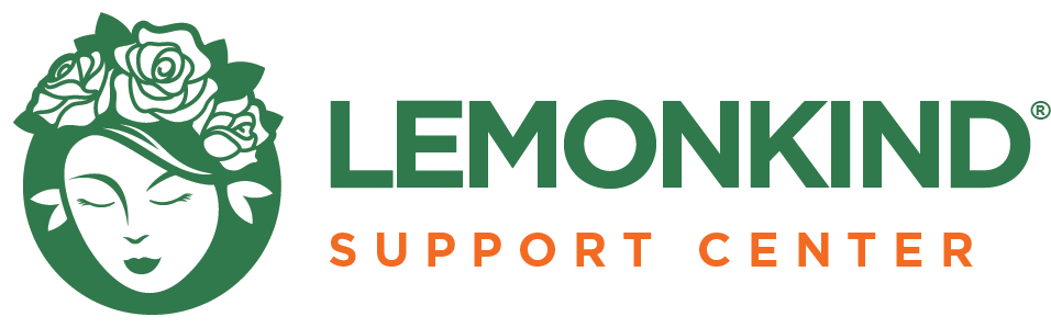 Lemonkind Support Center Help Center home page