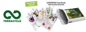 free recycling program terracycle juice cleanse pouches 100 percent bpa free committed to mission save the planet save the turtles no straws post-consumer products