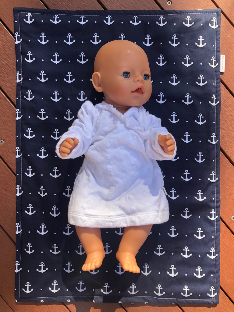 Change Mat- Portable, fold up in Baby Bag