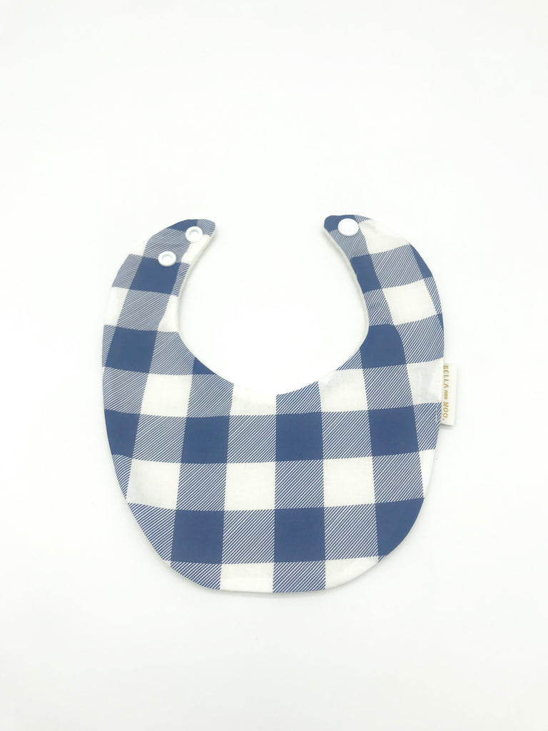 Blue HAMPTON Bib